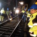 Byrådsbesøk på T-banen