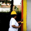 Lets Colour projekter i verden  - adding colour to peoples lives!