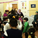 Clowner utan Gränsers arbete med Syriens Barn