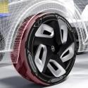Goodyear's new concept tire - BH03 - Geneva Motorshow 2015