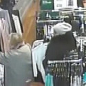 CCTV of woman police wish to speak with