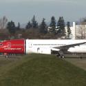 Norwegian 787 Dreamliner Delivery November 2013