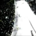 Skøjteløb i Åre - Red Bull Crashed Ice World Championship 2012