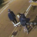 CCTV of two males sought re: Hackney assault