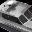 Här byggs aluminiumbåten Alukin CR 850 i 3D
