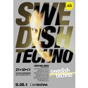A new fresh take on Swedish Techno - one of the fastest growing communities is going global