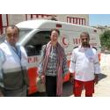 Ambulansverksamhet i Hebron