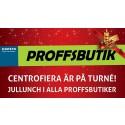 Centrofiera - Jullunch och gemyt i Centros Proffsbutiker