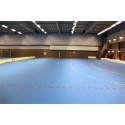 Olympen skolor och förskolor AB hyr ut idrottshallarna i Olympen Arena till Stockholm stad