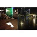 """Steps to Eco Flooring"" ~ Accoya® @ The AVALON, Marina Bay Sands for Miss Earth Singapore 2012"