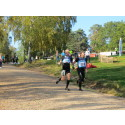 Thule Adventure Team in battle with Team Axa in the last part of the Swedish Multisport Cup