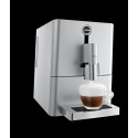 JURA kaffemaskin nå med norsk tekst i displayet.