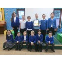 Suffolk school children get their crafting caps on for the Stroke Association