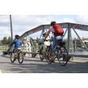 Umeå spurtar i Cykelkampen