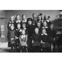 Ida Ekelunds fotografier från 1920-talet - Frälsningsarméns barnkår