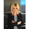 Lena Tjust Kullring, Partner Sales Manager på EMC