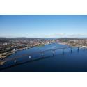 18 december smäller det – i morgon presenteras hela programmet för invigningen av Sundsvallsbron