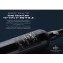 Nyhet från Wine Spectator - Dow's Vintage Port 2011 är #1 Top Wine 2014