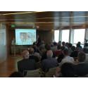 Inspirerande maskinbyggarkonferens på hög nivå