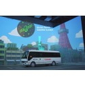 Electric Bus Tours / Virtual Reality & Video Mapping