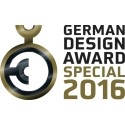 Blueair Pro Wins German Design Award 2016 for design excellence