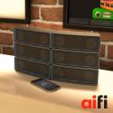 Lyckad kampanj för aiFi på Indiegogo