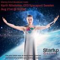 Karin Nilsdotter gästar Startup Grind den 21:a augusti
