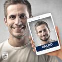 Pröva olika stilar i Philips nylanserade Grooming App!