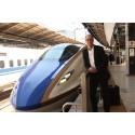 Japanska höghastighetståg inspirerar