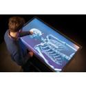 Det Virtuella Obduktionsbordet på utställning om de 100 viktigaste innovationerna genom tiderna