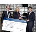 NEYE-Fonden donerer 10 millioner kr. til kampen mod kræft