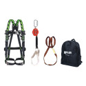 MILLER Universal kit H-Design TurboLite with 2 points harness