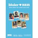 Osäker, skrivkramp och glasögonorm – Pär Lernström, Lisa Nordén och Sean Banan delar med sig av sin barndom i BRIS Idolkortskampanj!