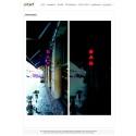 Klassisk BAR-neonskylt till Melker och Danyels restaurang Kött & fiskbaren