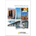 Årsredovisning 2013/2014 Kentima Holding AB (publ)