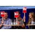 Ungdomsförbunden frågas ut om kulturpolitik i Almedalen