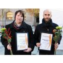 Ingela Hertze fick Eskilstuna kommuns folkhälsopris 2015