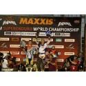 Prestige podium KTM