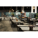 Formex Trend Restaurant offers a fantastic combination of interior design and food