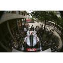 "Audi stiller med tre Audi R18 e-tron quattro til Le Mans i 2015, og Tom K bliver ""Grand Marshal"""