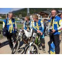 Stolpe ut för svenskarna i downhill-finalerna vid MTB VM