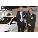 Volvo Cars Awards Johnson Controls for Quality and Sustainability