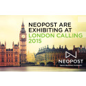 Neopost is a partner of London Calling 2015