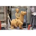 Invigning - triss i skulpturer