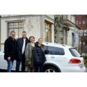 Lystra inviger nytt kontor i Sundsvall