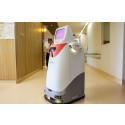 Panasonic Medical Robots – HOSPI – Aid Hospital Operations at  Changi General Hospital