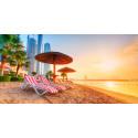 Dubai - lyhyt lentomatka, takuulämpö ja hotelleja joka makuun