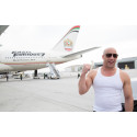 Etihad Airways and Universal Pictures FAST & FURIOUS 777