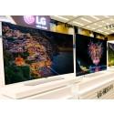 LG LANCERER VERDENS FØRSTE 4K OLED TV MED UNDERSTØTTELSE AF HIGH DYNAMIC RANGE (HDR)