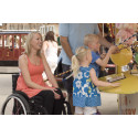 Vote for Aspire, Back Up and Spinal Injuries Association to become Luton Airport's Charity of the Year